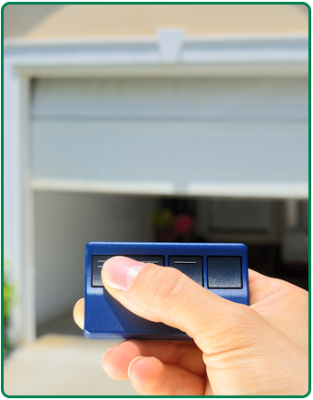 Garage Door Opener Control in Houston, TX