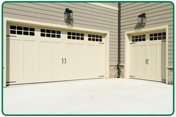 New Residential Garage Doors in Houston, TX