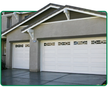 Newly Installed Garage Doors in Houston, TX